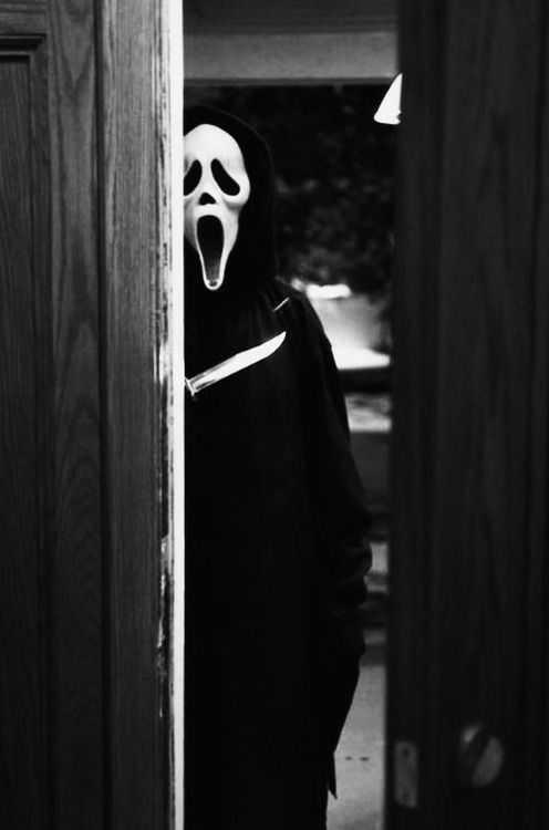 Ghostface Wallpaper 1