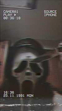 Ghostface Wallpaper 5
