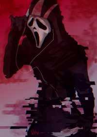 Ghostface Wallpaper 4