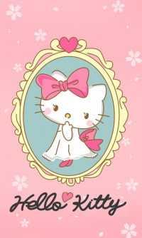 Hello Kitty Wallpaper 6