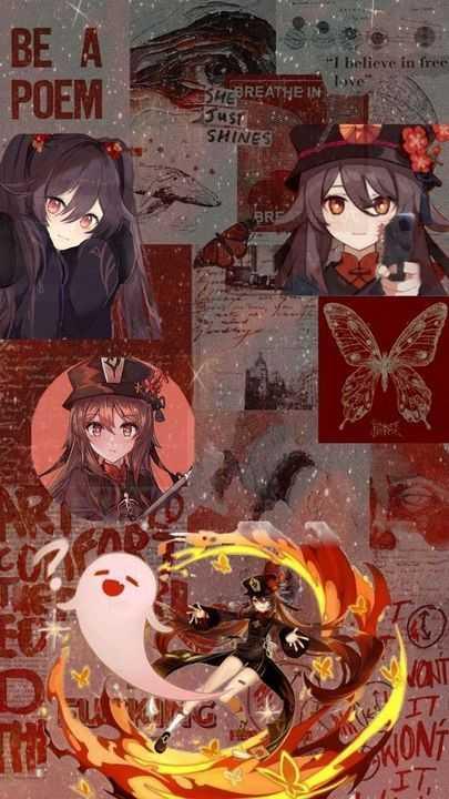 Hu Tao Wallpaper 1