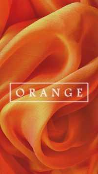 Orange Aesthetic Wallpaper 8