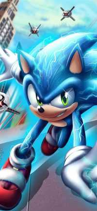 Sonic Wallpaper 5