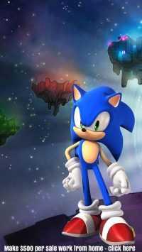 Sonic Wallpaper 2