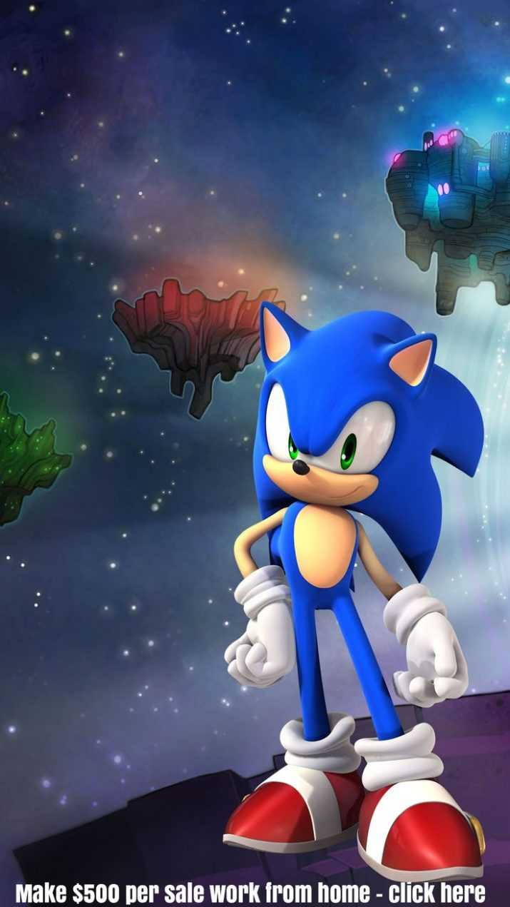 Sonic Wallpaper 1