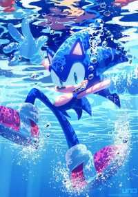 Sonic Wallpaper 9
