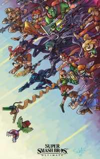 Super Smash Bros Ultimate Wallpaper 2