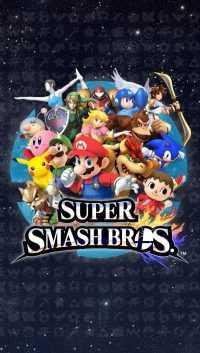 Super Smash Bros Ultimate Wallpaper 10