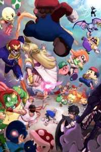 Super Smash Bros Ultimate Wallpaper 8
