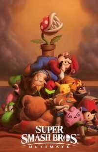 Super Smash Bros Ultimate Wallpaper 7