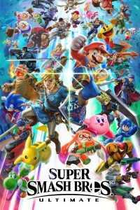 Super Smash Bros Ultimate Wallpaper 6