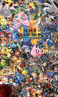 Super Smash Bros Ultimate Wallpaper 5