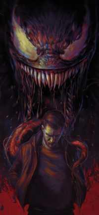Carnage vs Venom Wallpaper 24