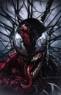 Carnage vs Venom Wallpaper 11