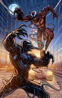 Carnage vs Venom Wallpaper 5