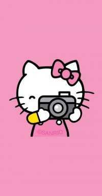 Hello Kitty Wallpaper 19