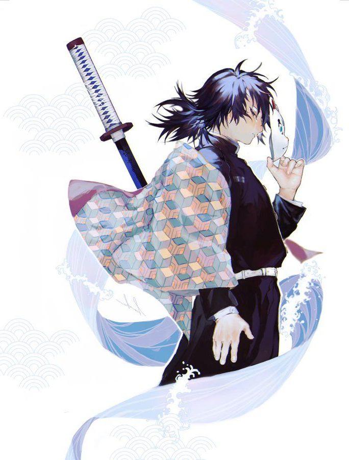 Giyu Tomioka Wallpaper 1