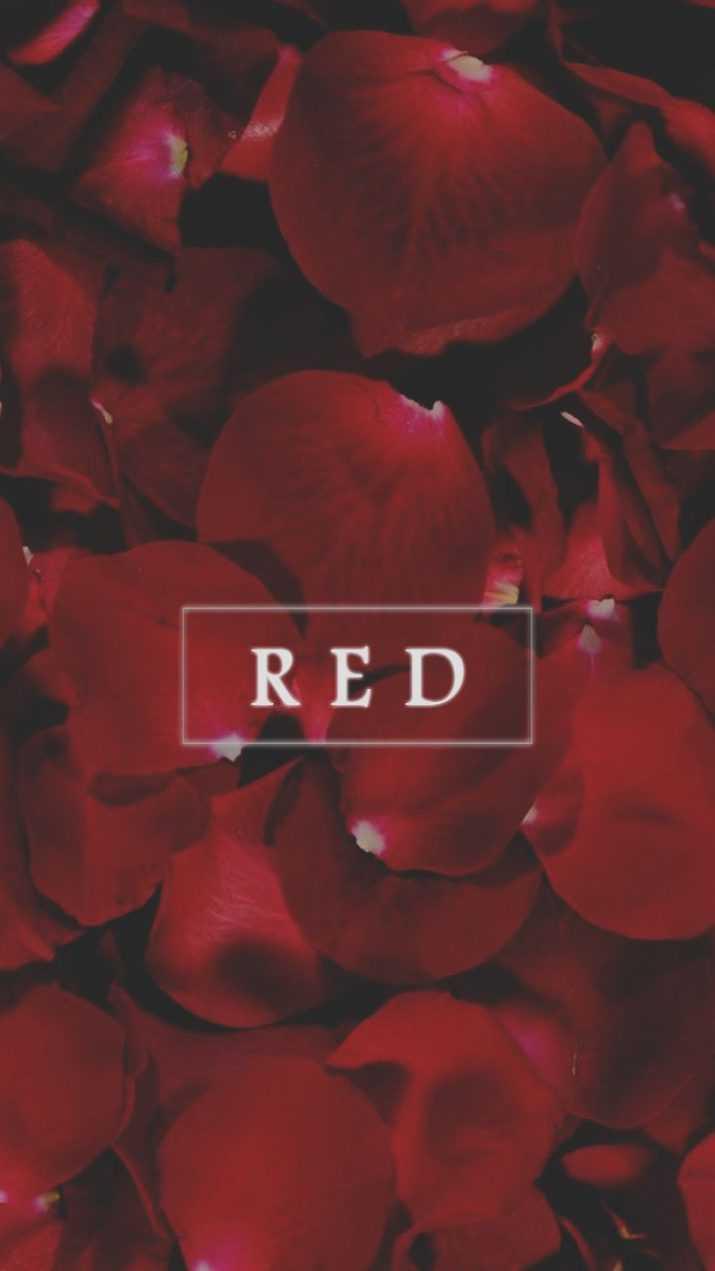 Red Aesthetic Wallpaper 1